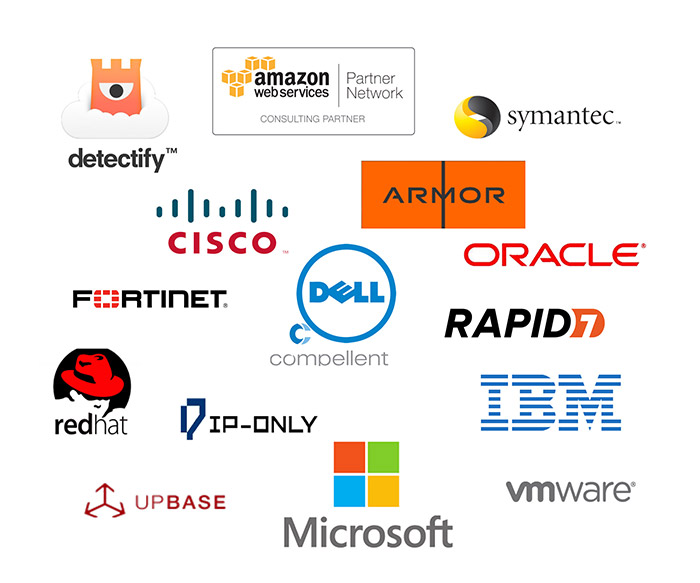 24 Solutions partners and suppliers