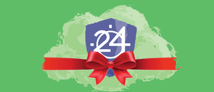 Happy Holidays from all of us at 24 Solutions!