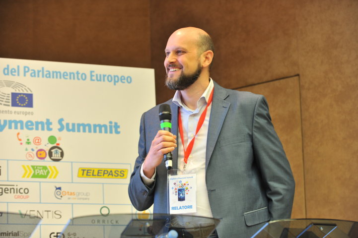 QSA speaks at Digital and Payment summit in Rome