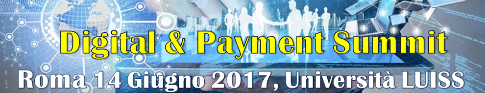 Digital & Payment Summit 2017 Italien